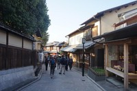 Ninnen-zaka dan Sannen-zaka terletak di dekat Kuil Kiyomizudera
