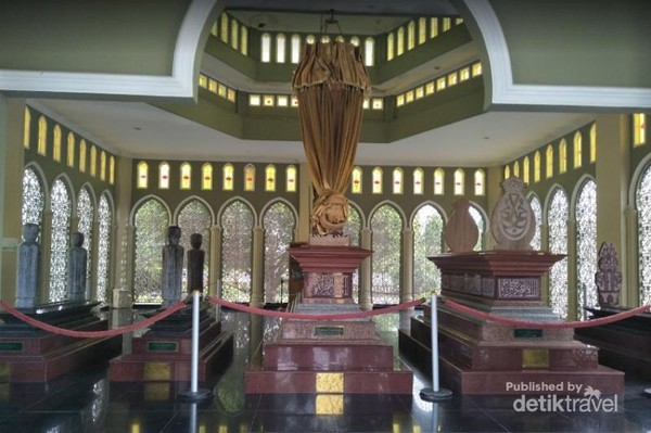 komplek makam Sultan Siak