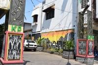 Gerbang Kampung Batik