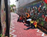 Berformat Wayang bebber kisahkan kota