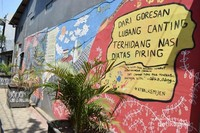 Sebuah harapan di Kampung Batik