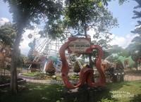 Monumen peresmian alun-alun kota Batu