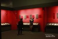 Salah satu display pada pameran temporer di NMC. (Foto: Subiyantoro)