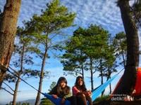 Camping di bukit gajah Bobok