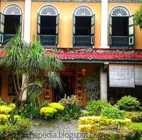 Wisata Sejarah di Rumah Peninggalan Tjong A Fie