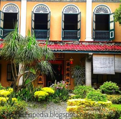 Fakta-Fakta Menarik Rumah Peninggalan Tjong A Fie