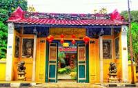 Gerbang Rumah Tjong A Fie