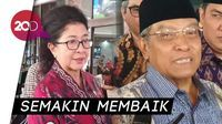 Menkes Nila Moeloek Hingga Said Aqil Jenguk Wiranto di RSPAD
