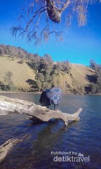 Foto: Syahdu di Semeru, Ranu Kumbolo dan Oro-oro Ombo