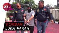Terbakar Cemburu, Pria Bacok Teman Pacarnya di Jakbar
