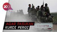 Turki Sepakat Hentikan Serangan  5 Hari