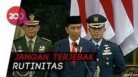 Bicara Inovasi, Jokowi Ceritakan Halalbihalal Monoton di Istana