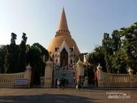 Wat Phra Pathom di Nakonpathom