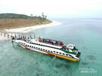 Dermaga Pulau Ular dan Kawasan Pular Ular