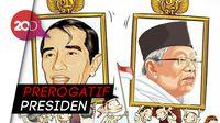 Hitung-hitungan Menteri Ala Jokowi