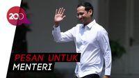 SDM Siap Kerja, PR Mendikbud Nadiem Makarim dari Jokowi