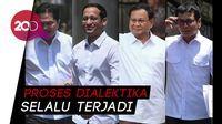 Oposisi Jadi Menteri, Koalisi Sakit Hati?
