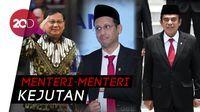 Menteri-menteri Kejutan Pilihan Jokowi
