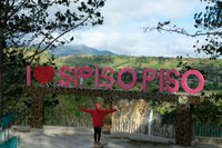 Welcome to sipiso-piso waterfall.