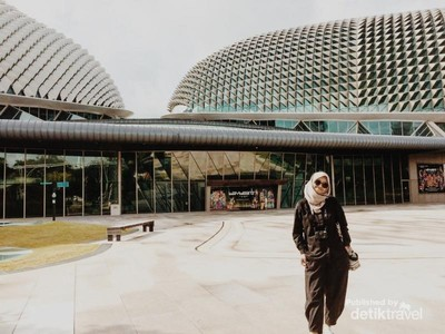 Bermodal Rp 300 Ribu Saja, Bisa Keliling Singapura