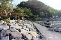 Pantai Candidasa, Karangasem, Bali