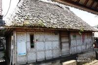 rumah adat perkampungan Penglipuran