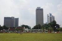 Dataran Merdeka merupakan tempat kemerdekaan Malaysia diproklamasikan
