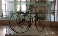 Koleksi sepeda, bentuk perkembangan transpotasi di Indonesia