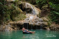 air terjun Mudal, Kulon Progo, DIY
