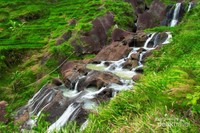 air terjun Kedung Kandang, Gunung Kidul, DIY