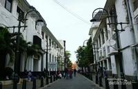 Kota Lama Semarang juga memiliki julukan