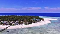 Pulau Salissingan sangat indah