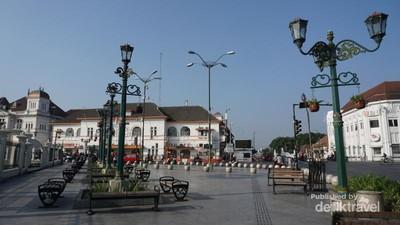 Mengenal Titik Nol Kilometer, Persimpangan Istimewa di Jogja