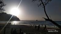 Selamat pagi dari pantai Sendiki