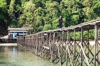 Ada Danau Ubur-ubur Tanpa Sengat di Pulau Kakaban