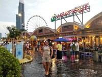 Asiatique, destinasi favorit di Bangkok yang dibukan tahun 2012