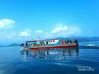Pulau Wayang, Miniatur Raja Ampat dari Lampung