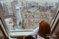 Dubai punya pemandangan yang sangat