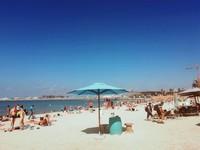 Pantai Cantik La Mer yang memikat hati