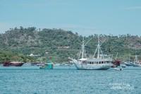 Pelabuhan di Labuan Bajo