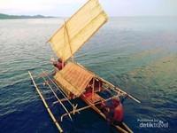 Parade Perahu Kajang, Perahu Tradisional yang digunakan nenek moyang orang Misool