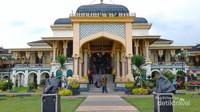 Istana Maimun Sebagai Ikon Kota Medan