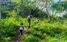 Serunya Ajak Anak-anak Trekking ke Gunung Api Purba Nglanggeran