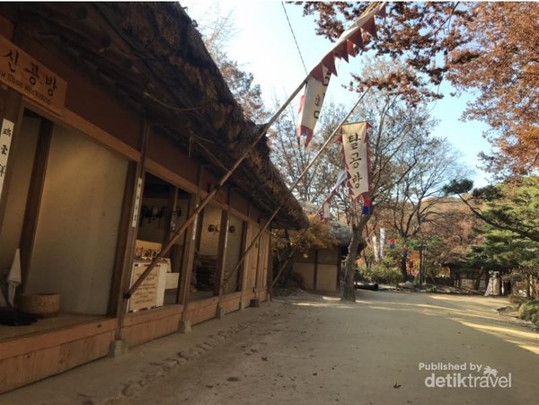 Korean folk village 1