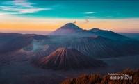 View gunung Bromo