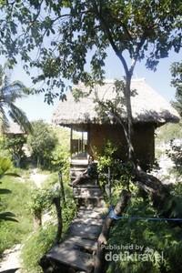 Rumah Pohon Lain di area Raja Lima
