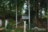 Gua Pamona yang berada di Tentena yang menjadi cagar budaya Sulawesi Tengah