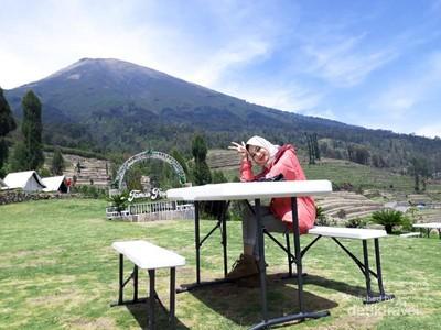 Wisata Posong, Antara Keindahan Sumbing dan Sindoro