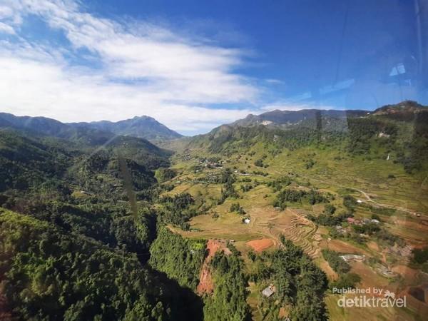 Lembah Muong Hoa yang cantik