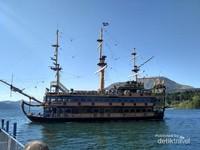 Menjelajahi Hakone dengan Hakone Cruise